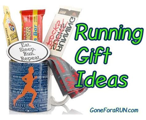 gift ideas running and gifts on pinterest