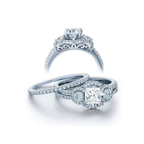wedding ring set on jeenjewels
