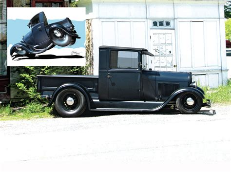 Lances New Hookup Ford Model Strother by 1929 Ford Truck Living Rod Network