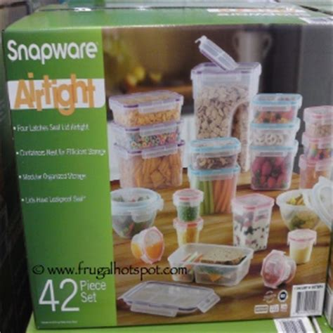 Cherish Instant Food Keeper Set costco deal bpa free snapware 42 plastic storage container set 19 99 frugal hotspot