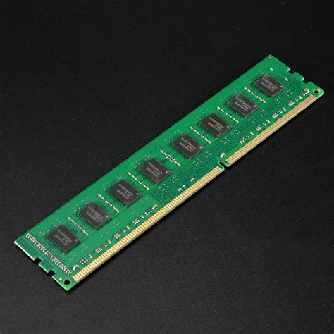 Ram Memory Ddr3 8gb 2x4gb ddr3 1600mhz pc3 12800 speed 240 pin dimm memory