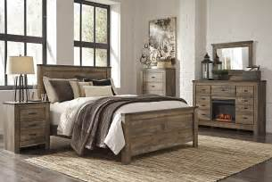 trinell panel bed non storage beds wood beds