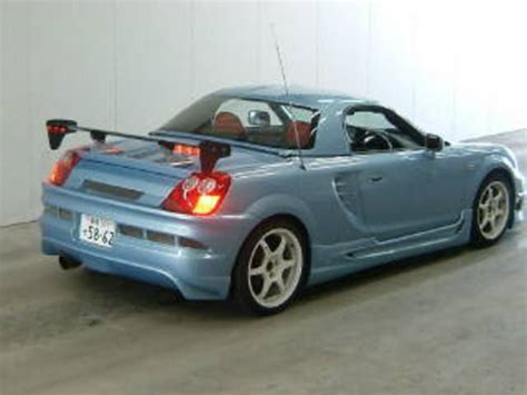 Toyota Mr 2002 Toyota Mr S Pictures