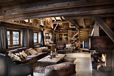 rustic interior design ideas world of architecture 30 rustic chalet interior design ideas
