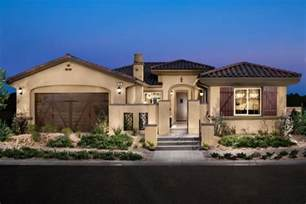 montecito new homes in las vegas nv by toll brothers