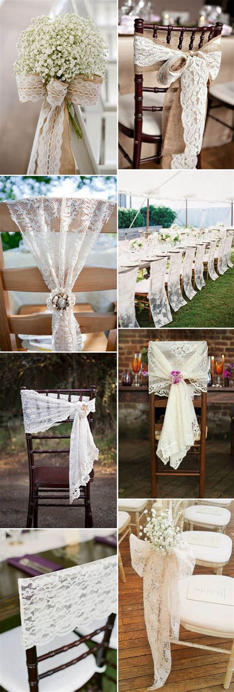 Vintage Wedding Decor by 50 Great Ideas To Incoporate Lace Into Your Vintage