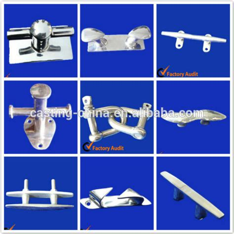 formula boat accessories custom precision casting stainless steel boat accessories