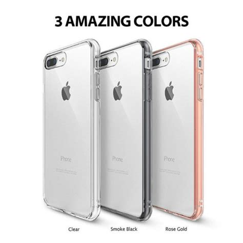 Iphone 7plus Thermal Murah jual rearth iphone 7 plus ringke fusion ink black