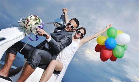 Hochzeit Zu Zweit by Luftballons Zur Hochzeit So Setzt Ihr Die Himmlisch