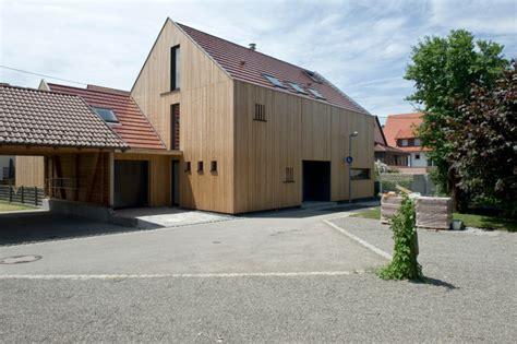 Scheune Modern by Umbau Sanierung Eines Bestehenden Wohnhauses Mit Scheune