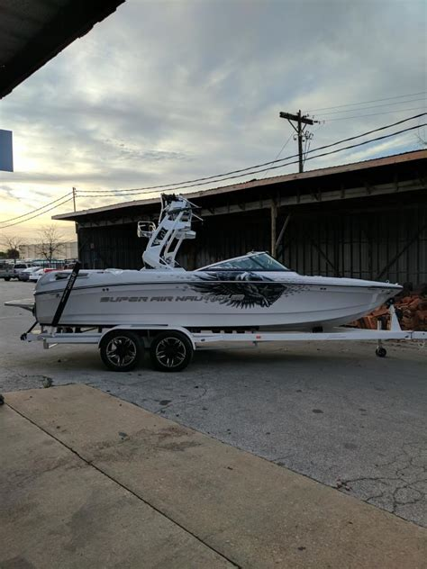 super air nautique used boats nautique 230 super air nautique boats for sale