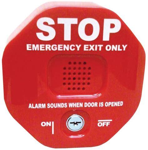 allarme porta allarme per porte di emergenza seton it