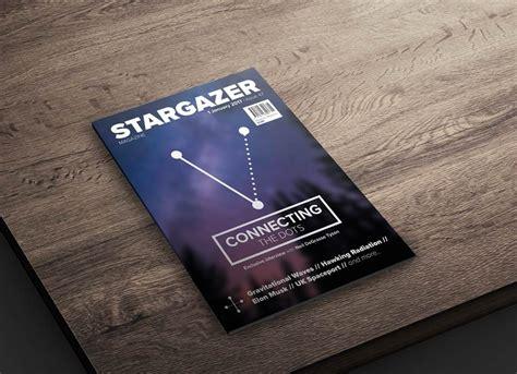 free magazine cover mockup table psd 1000x724 freewebbazar