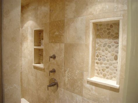 walk in shower traditional bathroom boston by
