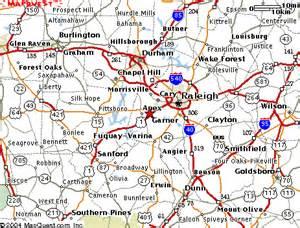 apex carolina map apex