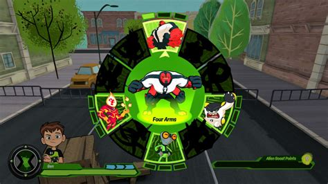 ben 10 themes for pc ben 10 returns to video games this november toonzone news