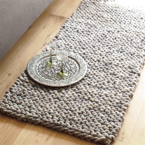 sisal teppich flur teppich stricken gamelog wohndesign