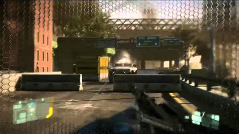 crysis 2 console crysis 2 console version dunkview