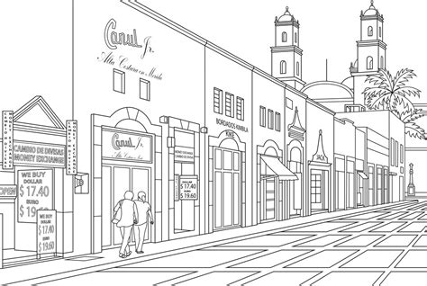 coloring pages for adults travel mexico colouring book for adults hecktic travels