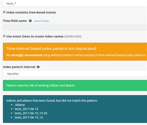 xsd simpletype date pattern is kibana date format index pattern still supported