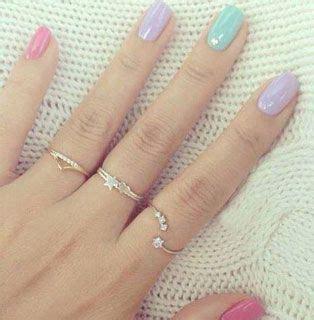 fotos de uñas pintadas a mano nail art fotos de u 241 as pintadas para inspirarte con ideas