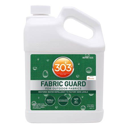 fabric guard stain protector  water repellent spray
