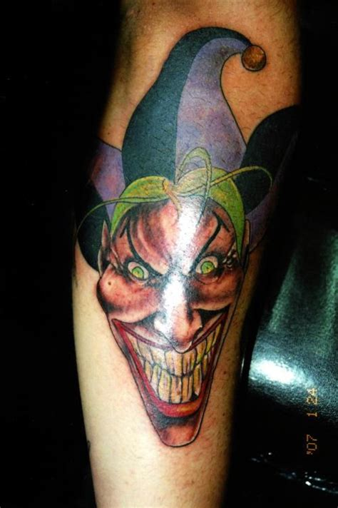 joker teeth tattoo joker tattoos page 12