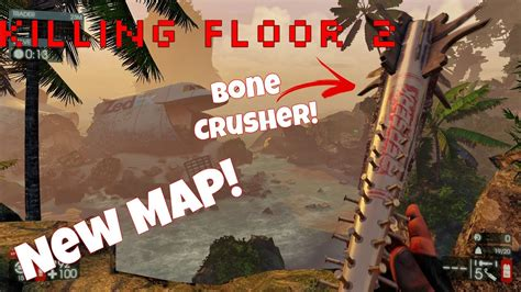 killing floor 2 new map bone crusher gameplay youtube