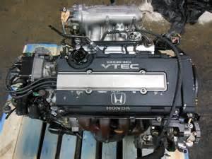 Honda B16 Engine For Sale Moteurs Et Transmissions Jdm Jdm B16a Longblock Ecu P30