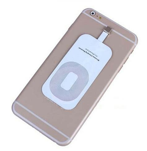 qi standard wireless charger charging receiver pad   iphone   ebay