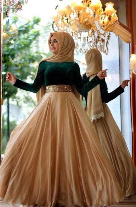 foto gaun pesta muslimah gaun pesta super mewah muslimah foto 3 dream co id