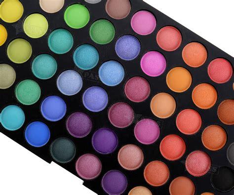 Mix Makeup Palette by Pro 180 Mix Colors Eye Shadow Palette Eyeshadow 7pcs
