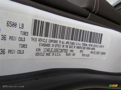 Jeep Xj Codes 2014 Jeep Paint Codes Autos Post