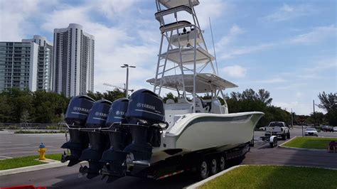 yellowfin boats for sale south florida used 2012 yellowfin 42 for sale in seminole florida 33772