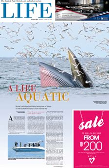 newspaper lifestyle section bangkok post public company limited