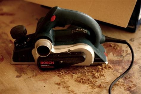 The Indian Diy Amp Woodworker Tools Review Bosch Planer