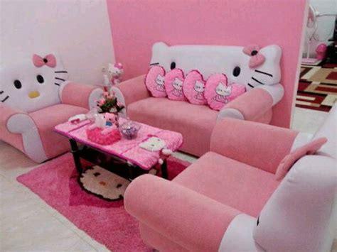 Kursi Tamu Hello Kity jual kursi tamu hello furniture jepara di lapak