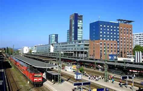 freiburg w freiburg station a photo from baden wurttemberg
