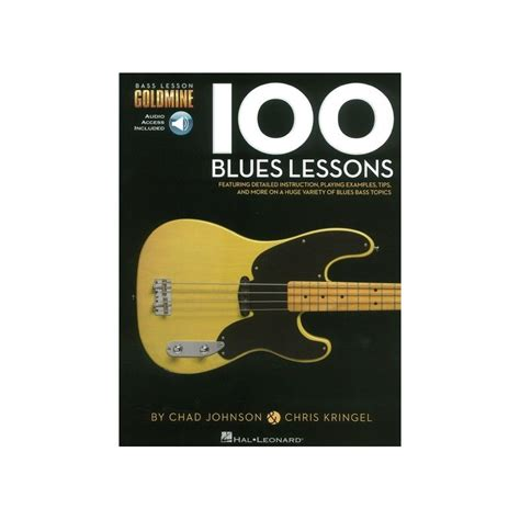 100 classic blues licks for guitar learn 100 blues guitar licks in the style of the worldâ s 20 greatest players books goldmine 100 blues lessons bass book audio access