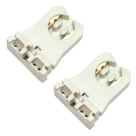 fluorescent light socket types sylvania 48172 2 pin fluorescent base socket