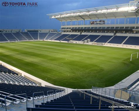 Toyota Park Chicago Mls Chicago S Toyota Park Industries