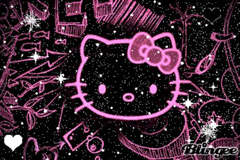hello kitty pink picture 130481140 blingee com giff blingee hello kitty f 233 eloulou08 com