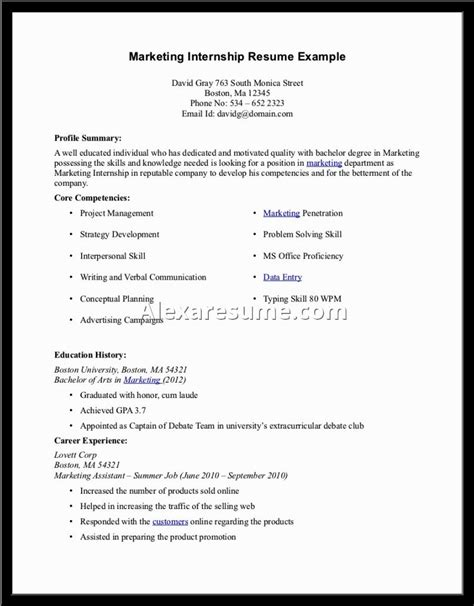 Resume Exles For Internship by Electrical Apprentice Resume Electrician Sle Regarding Exles 89 Mesmerizing