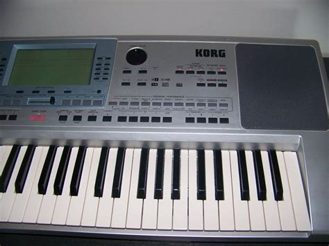 Keyboard Korg Pa50 Sd New korg pa50sd image 104726 audiofanzine