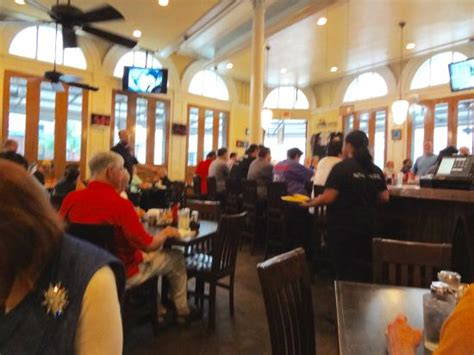 ruby slipper cafe new orleans bacon infused bloody at the ruby slipper picture of