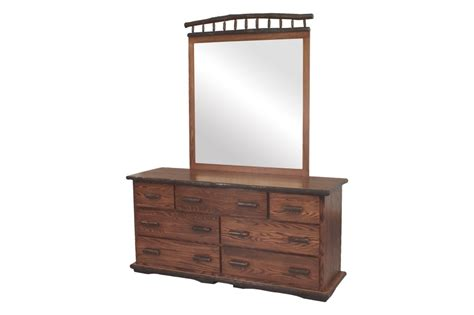 Armoire Dresser With Mirror by Rustic Dressers Chests Mirrors And Armoires