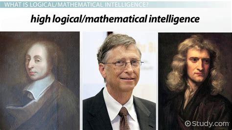 celebrity multiple intelligences logical mathematical intelligence definition exles