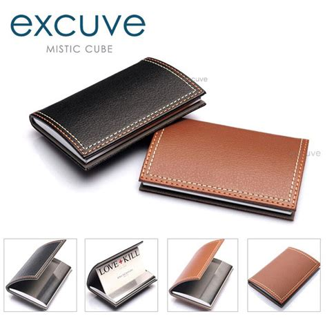 Luxury Business Card Holder excuve luxury gt1 personalized business card holder