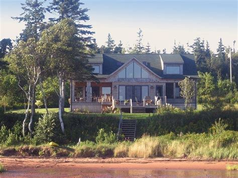 Pei Oceanfront Cottage Rentals by Howe Bay House Pei Oceanfront Vacation Vrbo