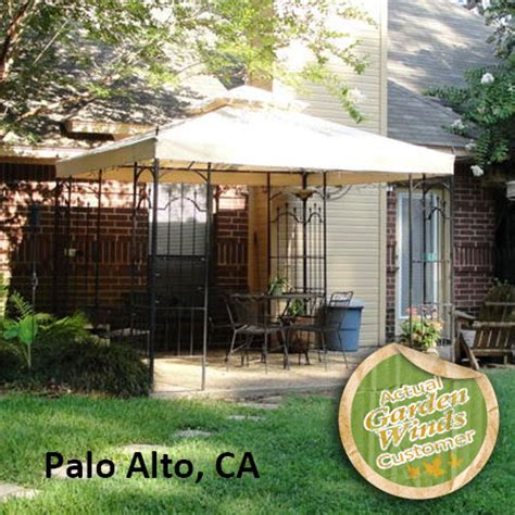 arrow gazebo home depot arrow gazebo replacement canopy garden winds canada